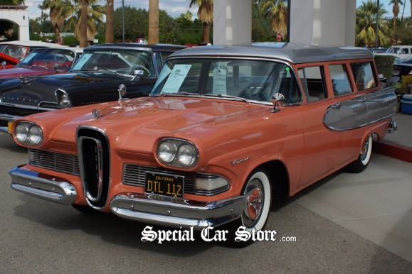 1958 Edsel Station Wagon McCormick's Auction