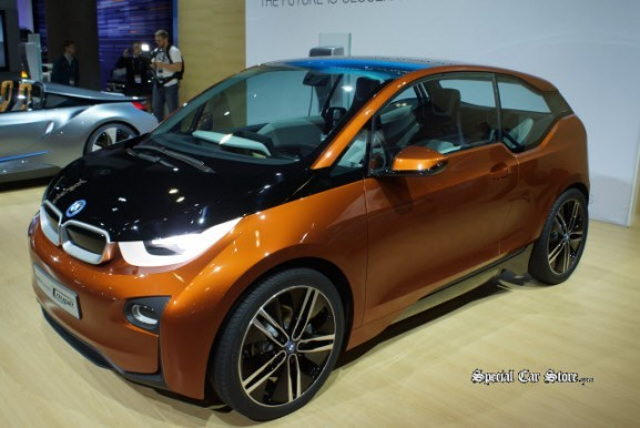 All New BMW i3: Concept To Reality
