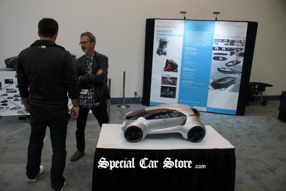 Art Center College of Design, LA Auto Show