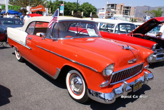 Community Chevrolet Classic Car Shows