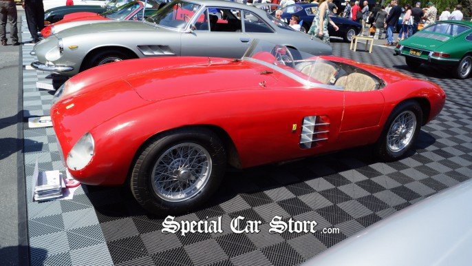 European Collector Cars at Greystone Mansion Concours d'Elegance 2012
