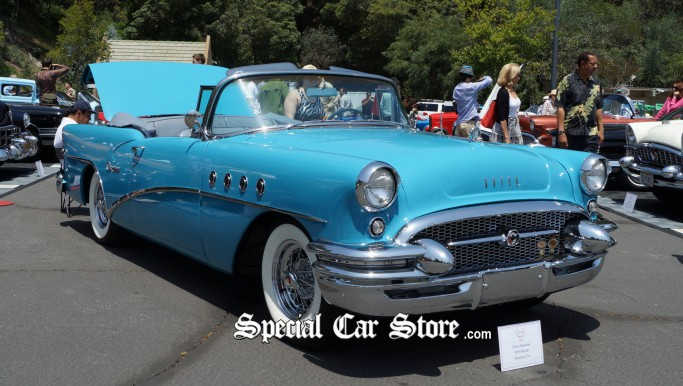 1955 Buick Convertible - Greystone Mansion Concours d'Elegance 2012