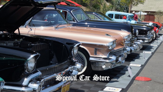 GM Collector Cars at Greystone Mansion Concours d'Elegance 2012