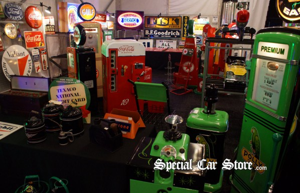 Antique Gas Pump Barrett Jackson Auction