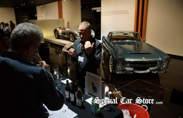 Around The World in 80 sips at Petersen Automotive Museum 2012
