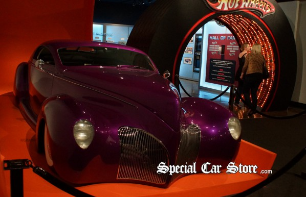 Hot Wheels Hall of Fame, Around The World in 80 sips, Petersen Automotive Museum