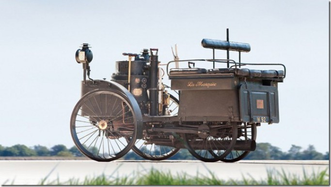 1884 De Dion Sold at RM Auction (Hershey)