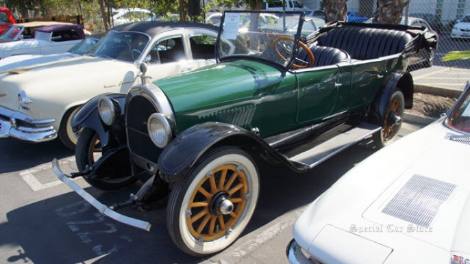 1920 Oldsmobile 45-BT Touring sold at Auctions America 2014
