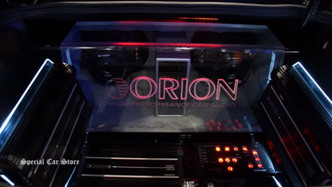 2015 Dodge Challenger by Orion Car Audio at CES 2015