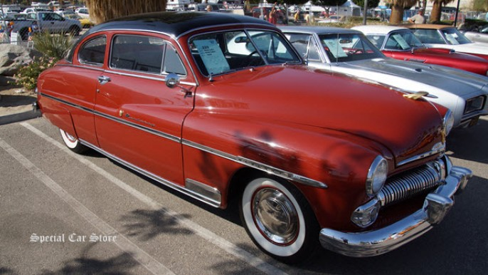 1950 Mercury Monterey at McCormick's Palm Springs Collector Car Auction 56