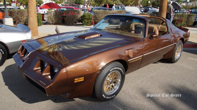 1979 Pontiac Trans AM 35,700 original miles sold at McCormick's Palm Springs Collector Car Auction 56