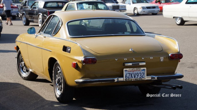 1971 VOLVO P1800 E sold at McCormick's Palm Springs Collector Car Auction 56