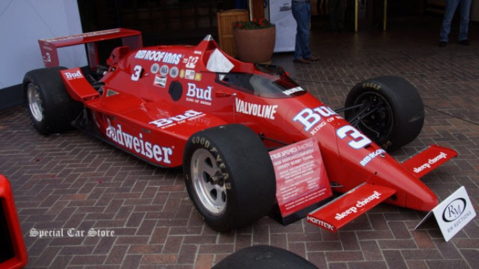 1986 March 86C Indianapolis: Indy 500 and IndyCar Champion at RM Auctions 2014