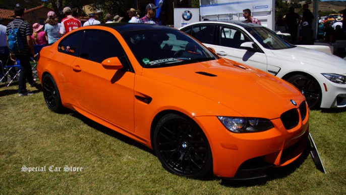 2012 BMW M3 E92 at Legends of the Autobahn