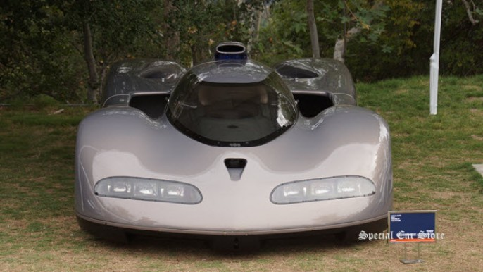 1987 Oldsmobile Aerotech at Art Center College of Design Car Classic 2015