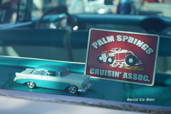 Palm Springs Cruisin' Association Car Show 2017