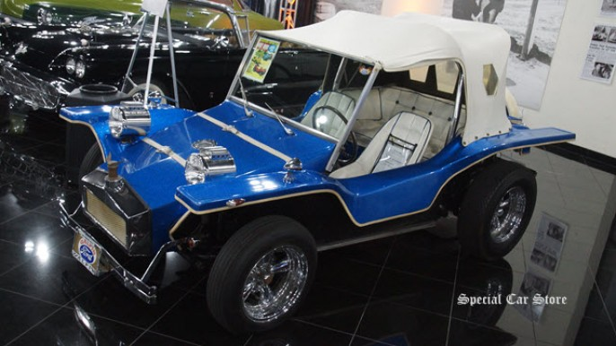 1970 Vokswagen by George Barris at Galpin Auto Sports Celebration of the George Barris Legacy