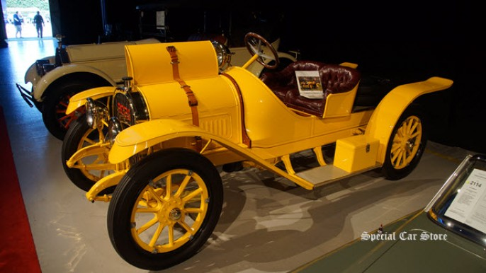1913 Pope-Hartford Model 31 Portola sells at Auctions America California 2015