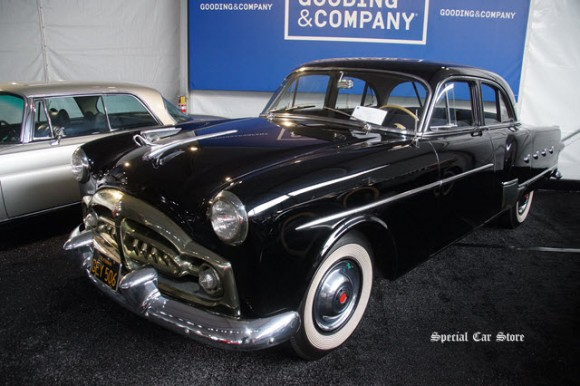 1952 Packard Patrician 400 sold at Gooding and Company Scottsdale Auction 2017