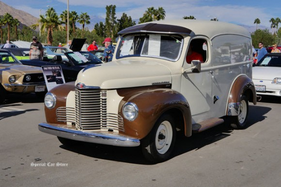 1947 International KB1 sold at McCormick's Collector Car Auction 61