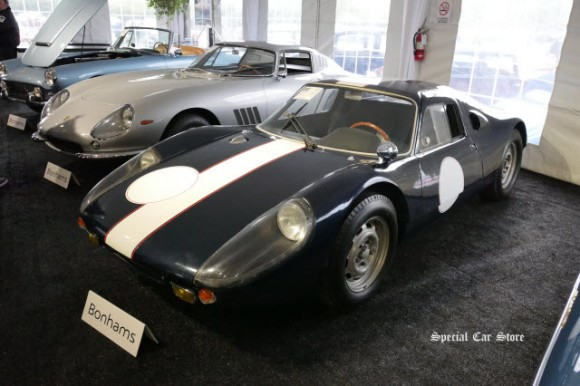 1964 Porsche 904 GTS sold at Bonhams Scottsdale Auction 2017