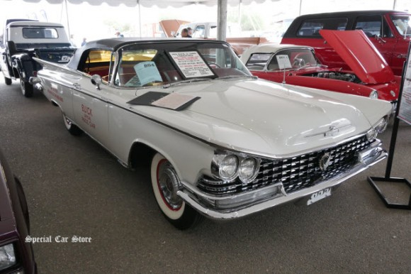 1959 Buick Le Sabre Convertible all original sold at Barrett-Jackson Scottsdale Auction 2017