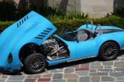 Lucra at Greystone Mansion Concours 2014