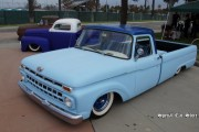 MoonEyes Car Show and Drag Race at Irwindale Speedway 2014: Trucks