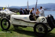 Pebble Beach Concours Celebrates Centennial of 1914 French Grand Prix