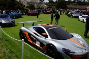Pebble Beach Concours d'Elegance: Off the green