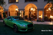 Greystone Mansion Concours d'Elegance 2013 Eve