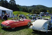 Marin Sonoma Concours d'Elegance - Wine Country Classics