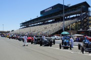 Sonoma Historic Motorsports Festival - 60 Years of Corvette Celebrated with Fine Cars, Wine and Food