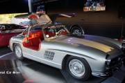 Russo and Steele Monterey Feature: 1956 Mercedes-Benz Gullwing