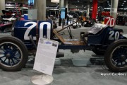 """Where They Raced"" features 1911 National race car at LA Auto Show 2013"