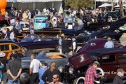 Crowd Revels in Batmobile-mania at Art Center Car Classic Street to Screen