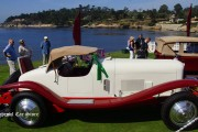 Pebble Beach Concours d'Elegance 2015 Contributes More than $1.9 Million to People in Need (Photos)