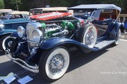 Best of Show; Greystone Mansion Concours d'Elegance 2015