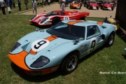Victorious Ford GT40s Head to the Pebble Beach Concours d'Elegance
