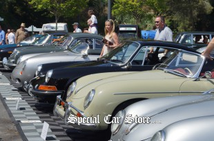 German Collector Cars at Greystone Mansion Concours d'Elegance 2012