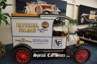 1913 Ford Model T Pie Wagon Auto Collections Las Vegas
