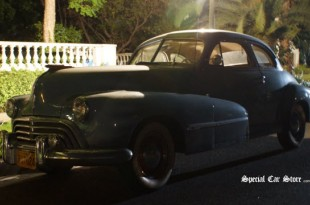 Cars On Location: Mob City