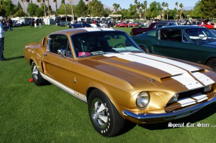 1968 Ford Shelby Cobra GT500 Desert Classic Concours d'Elegance 2013