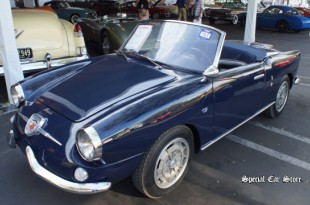 1959 Fiat Abarth 750 Alemano - Auctions America California 2013