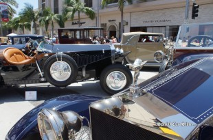Classics Rodeo Drive Concours 2012