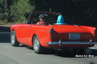 Classic cars go to Monterey Auto Week