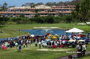 Vintage Cars St. Regis Monarch Beach Resort Dana Point Concours d'Elegance