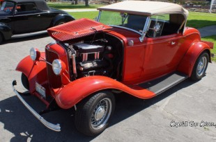 1932 Ford Roadster - HOT ROD Homecoming Car Show Celebrates 65 Years
