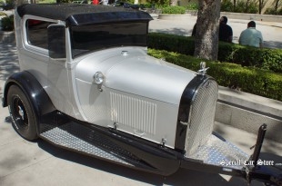 1929 Ford and Sleeper -HOT ROD Homecoming Car Show Celebrates 65 Years