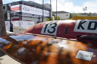 1958 Timossi-Maserati KD-13 Hydroplane - RM Auctions Monterey CA 2013